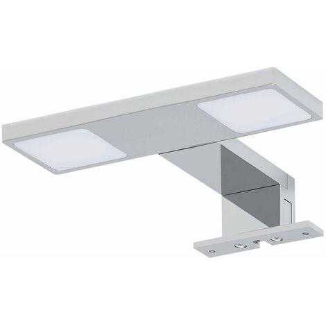 Tiger LED Bathroom Lamp Kronos 18 cm Chrome 905930341