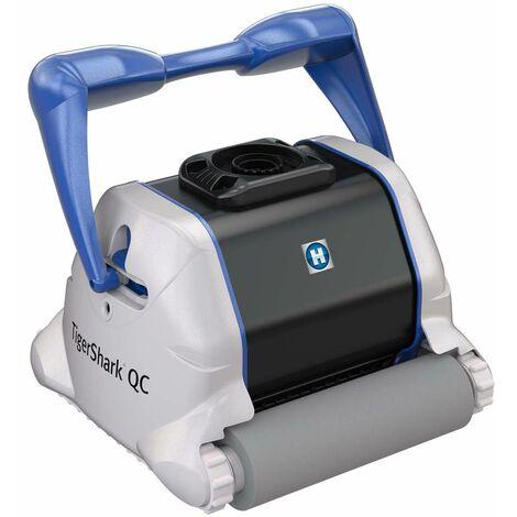 Robot piscine tigershark® qc brosse mousse avec chariot