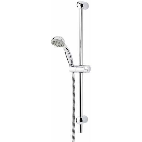 Tiger Splash Shower Set Como Chrome 545130344 - Silver