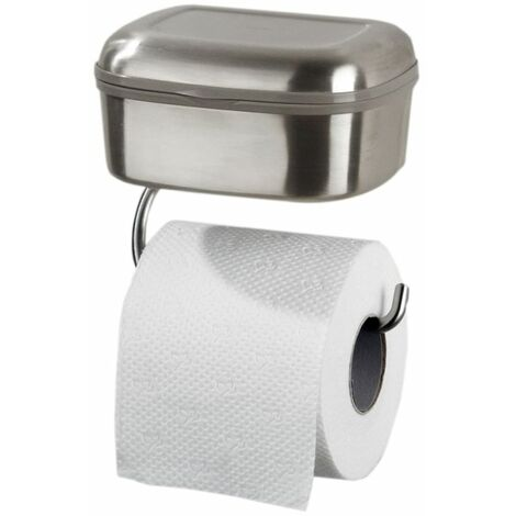 Tiger Toilet Roll Holder Combi Silver 441230941