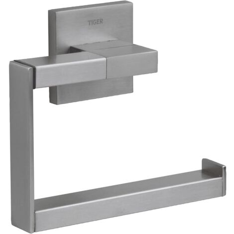 Tiger Toilet Roll Holder Items Silver 281520946 - Silver
