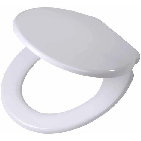 Tiger Toilettensitz Burton Absenkautomatik Duroplast Weiß 251460646