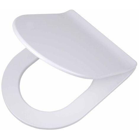 Tiger Toilettensitz Carter Absenkautomatik Duroplast Weiß 250020646