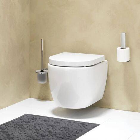 Tiger Toilettensitz Memphis Absenkautomatik Duroplast Weiß 252930646