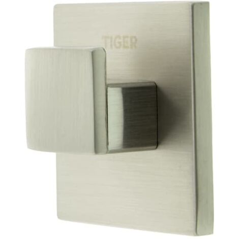 Tiger Towel Hook Items 4x2 cm Silver 284520946