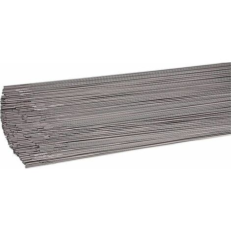 Tiges de soudure WIG inox GYS - diam 1,6 x 330 mm 0,33 kg - 60 pces