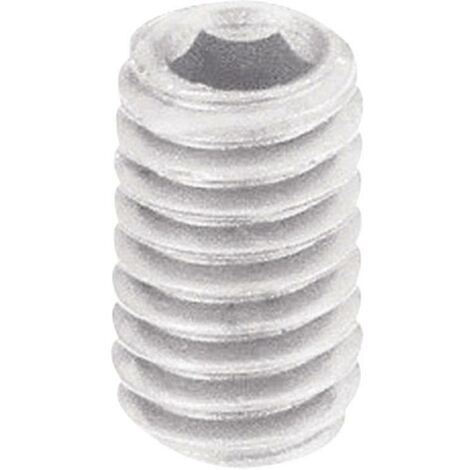 Tiges filetées à six pans creux DIN 913 polyamide C27246