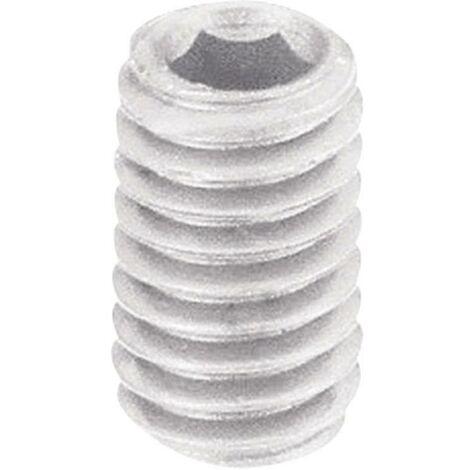 Tiges filetées à six pans creux DIN 913 polyamide C27280