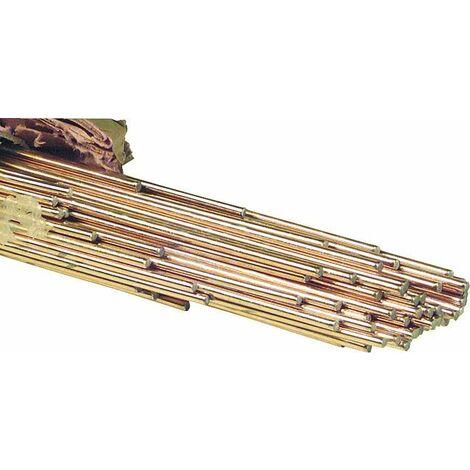 tiges soudure pour gaz DIN 8554 G1 2mm 1000mm longueur sac de 5 kg *BG*