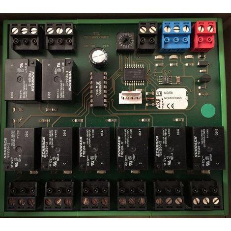 Til Technologie MD/R8 - Remote module expansion