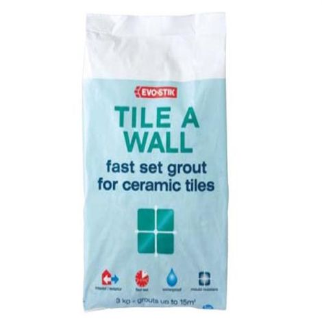 Tile A Wall Fast Set Grout