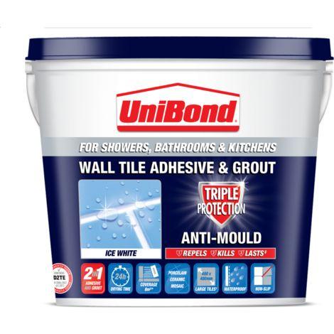 Tile Adhesive Grout Unibond Economy