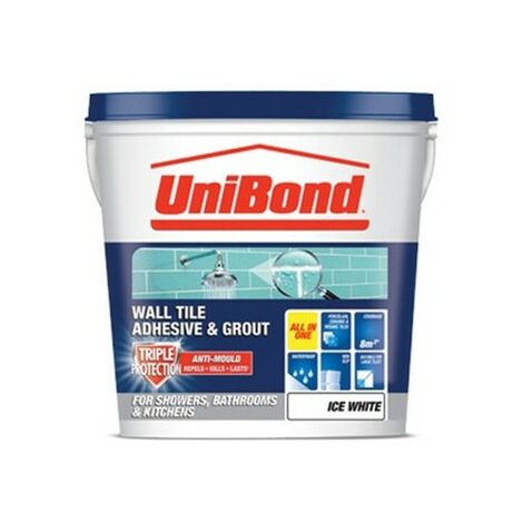 Tile On Walls Anti-Mould Readymix Adhesive & Grout