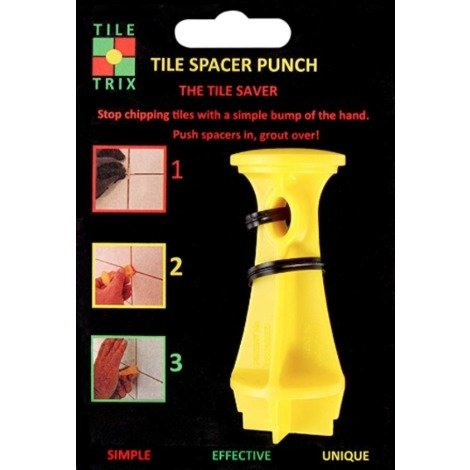 Tile Trix Tile Spacer Punch