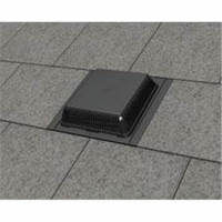 Tile Vent Alpha - Slate Grey