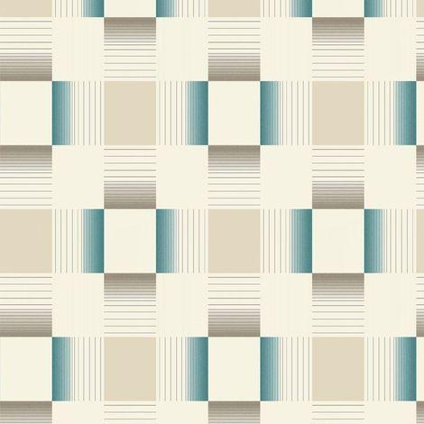 Tile Wallpaper Tiling Squares Embossed Textured Vinyl Washable Cream Teal
