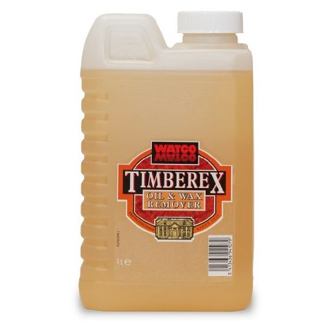 Timberex Oil & Wax Remover - 1 Litre
