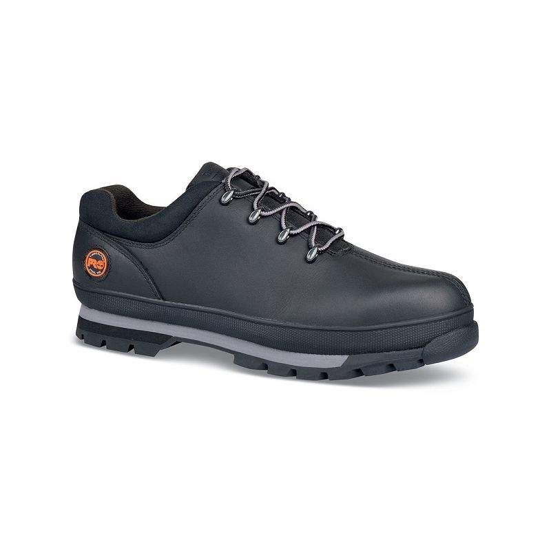 Timberland Low Noir De Splitrock Sécurité Chaussures A13ah ulKc1J3TF