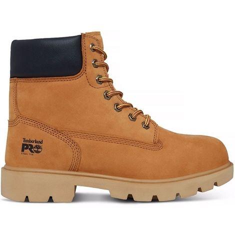 TIMBERLAND Chaussures de sécurité Sawhorse Miel SB P SRC