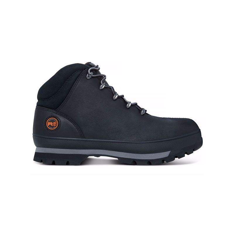 TIMBERLAND Chaussures de sécurité Splitrock PRO S3 HRO SRC (noir 45)
