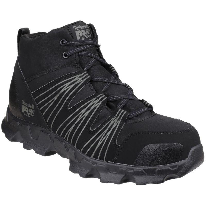 Timberland Pro Powertrain Chaussures de sécurité Homme (40 EU) (Noir)