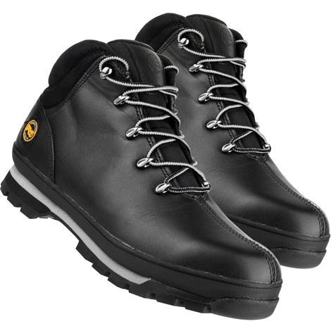 Timberland Pro Splitrock - Full Leather S3 Rating Steel Toe Work Safety Boots