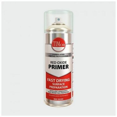 TIMco 237320 Primer - Red Oxide 380ml