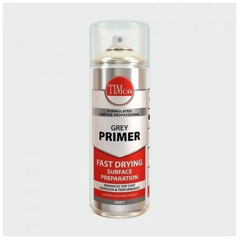 TIMco 237480 Primer - Grey 380ml