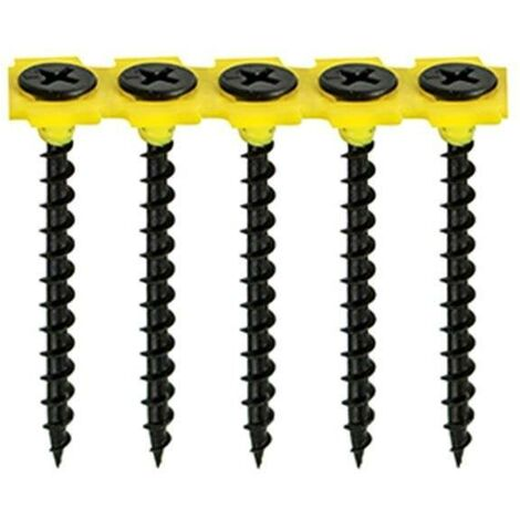 Coarse Thread 1000 x 35mm x Collated Drywall Screws FREE FAST DELIVERY