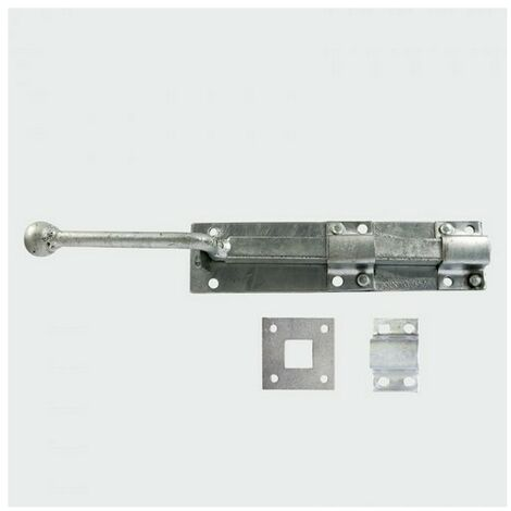 TIMco MBS12GP Monkey Tail Bolt Galv