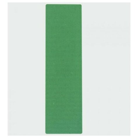 """main image of """"TIMco P1GREEN Flat Packers Green 100mm x 28mm x 1mm Bag of 200"""""""