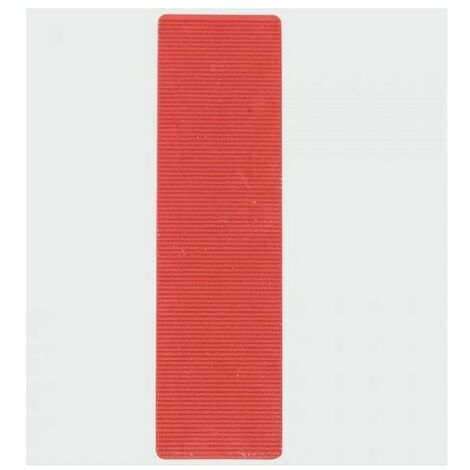 """main image of """"TIMco P6RED Flat Packers Red 100mm x 28mm x 6mm Bag of 200"""""""