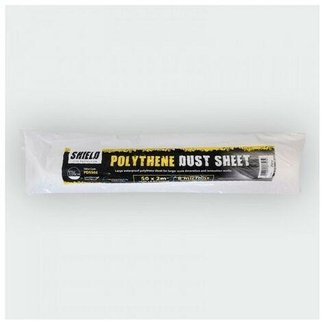 TIMco PDS502 Shield Polythene Dust Sheet