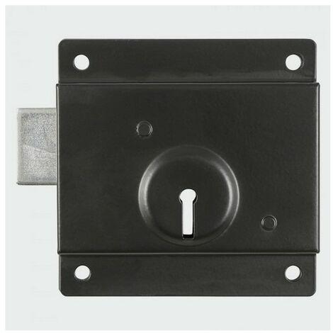 TIMco PL4BB Press Lock Black
