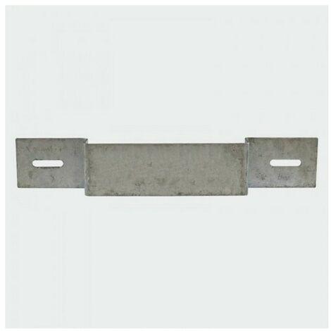 TIMco PSB233 Panel Security Bracket Galv 233x40mm