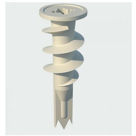 "main image of ""TIMco TBAN Nylon Speed Plug 42mm Box of 100"""