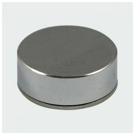 "main image of ""TIMco TSC18PCP Polished Chrome Screw Cap Bag of 4"""