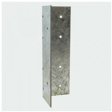 TIMco UPE180 Universal Post Extender Galvanised 60 x 60 x 80mm