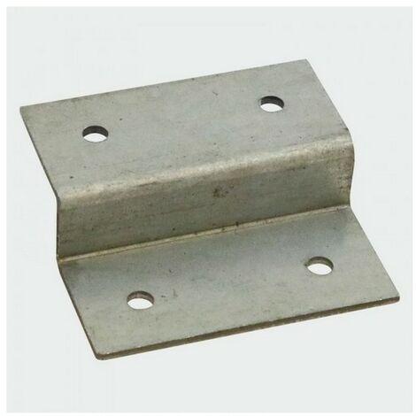 TIMco ZC60 Z Clip Galv 60 x 56 x 15mm