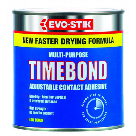 Timebond Contact Adhesives