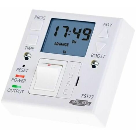 Timeguard FST77 7 Day Fused Spur Timeswitch