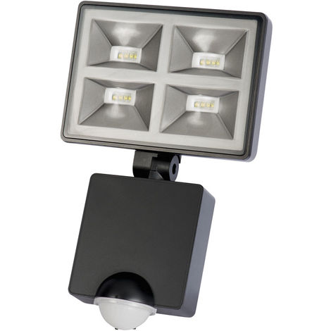Timeguard LED400PIRB 32W LED Energy Saver PIR Floodlight in Black