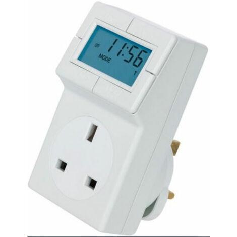 Timeguard Plug-in Thermostat - TRT05