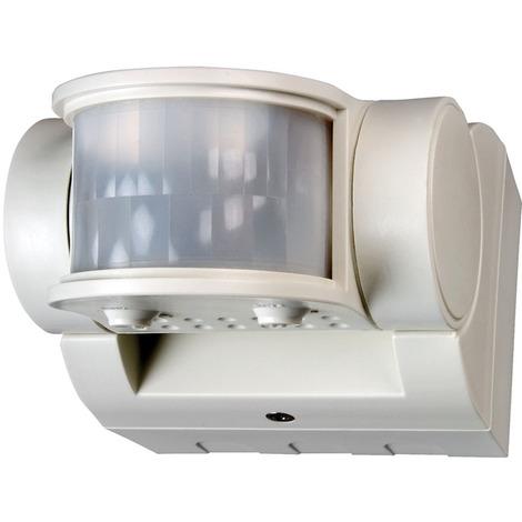 Timeguard SLW2400 2000W PIR Light Controller in White