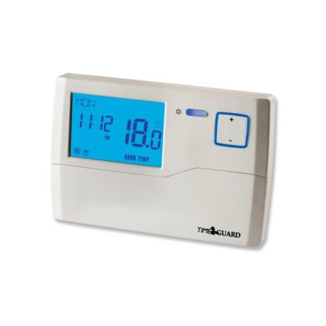 Timeguard TRT035 7 Day Programmable Room Thermostat With Frost Protection