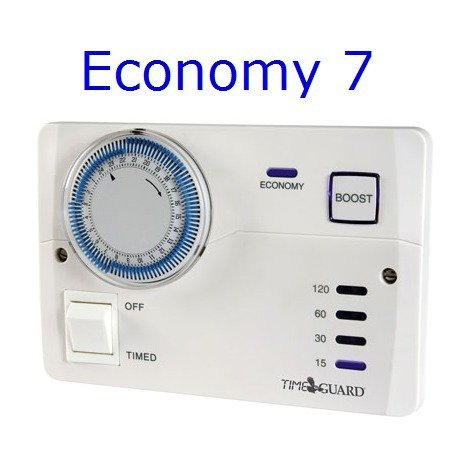 Timeguard Trtm7 Economy 7 Water Heater Controller Off