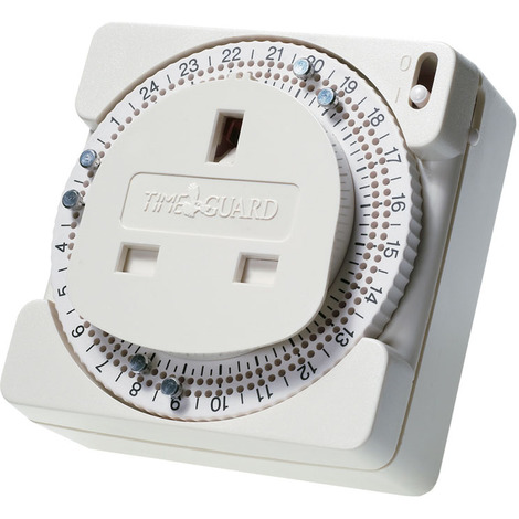 Timeguard TS800B 24 Hour Compact Plug - In Time Controller