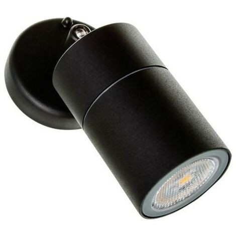 Timeguard UDB3 Black Outdoor Adjustable Spot Light Fitting - UDB3