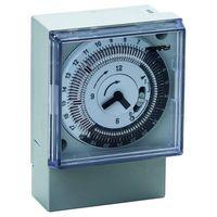 Schema Collegamento Orologio Vemer : Orologi sveglie e minuterie per quadri elettrici 12 giorni ai