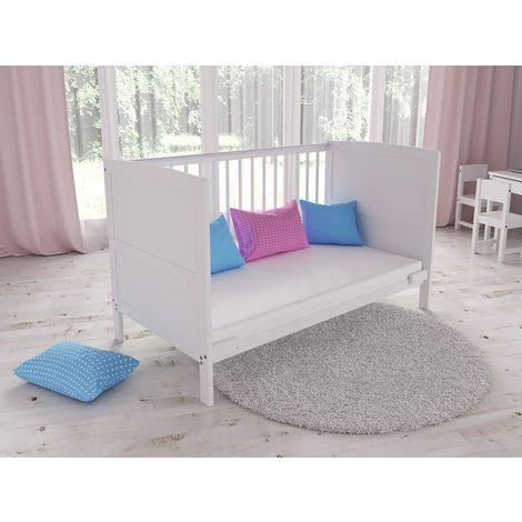Timon Cot Bed convertible with Free Mattress Variations